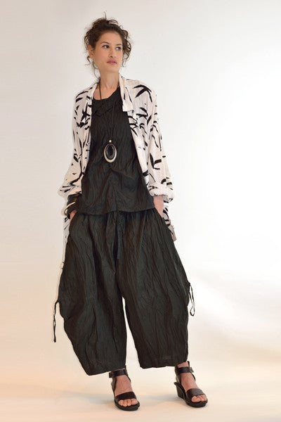 Shown w/ Balloon Pant and Ginza Jacket