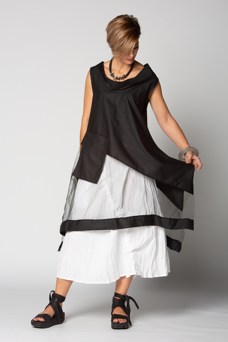 Shown w/ Shiraz Skirt