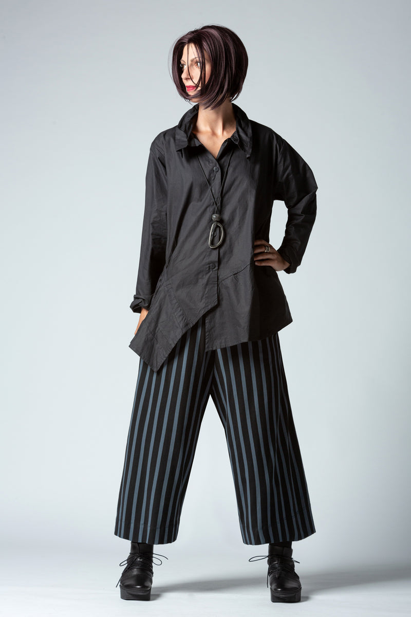 Shown w/ Stripe Pant