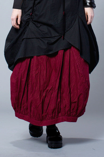 Fab Skirt in Bordeaux Carnaby