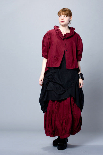 Shown w/ L/S Jupiter Dress and Fab Skirt