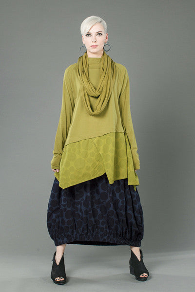 Shown w/ L/S Action Top and Circle Scarf