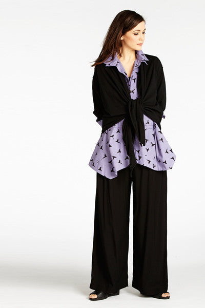 Shown w/ Palazzo Pant and Getaway Jacket