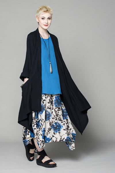 Shown w/ Wrap Jacket and Odyssey Skirt