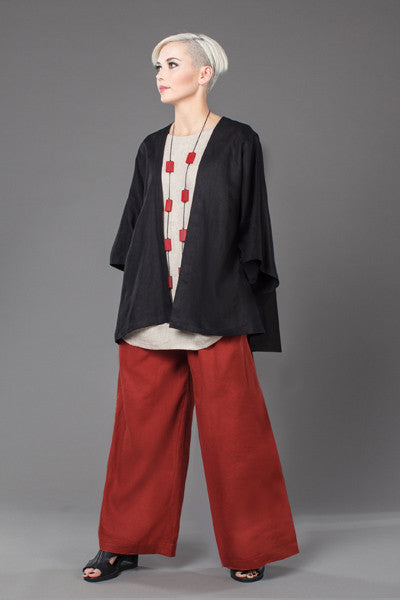 Shown w/ Basic Top and Short Kimono Jacket