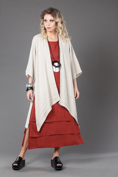 Shown w/ Long Kimono Jacket