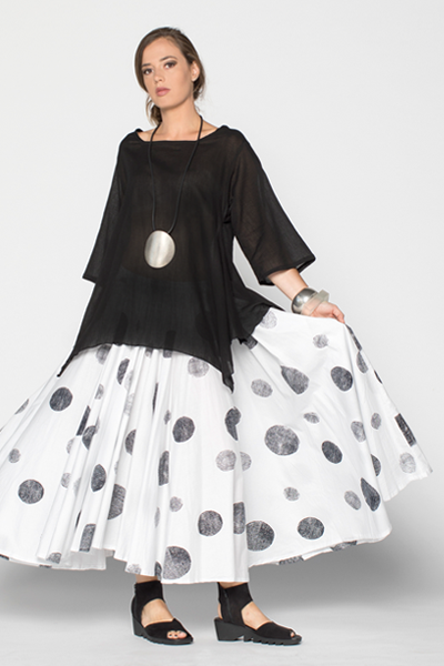 Shown w/ Full Circle Skirt