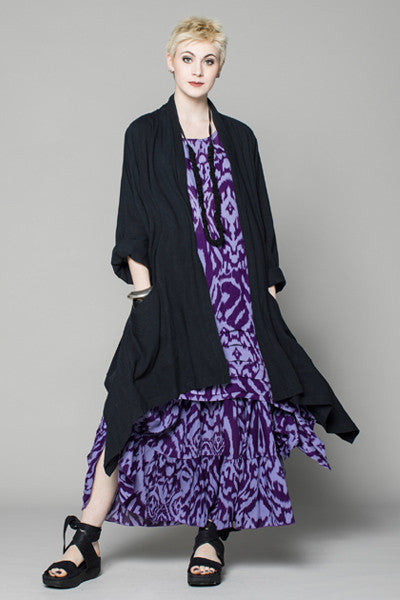 Shown w/ Cassandra Skirt and Wrap Jacket