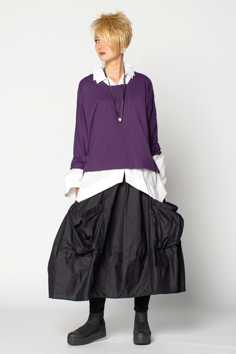 Shown w/ Outside Shirt and Natalie Skirt