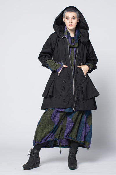 Shown w/ Atelier Tunic, Ravello Skirt, and Tokyo Scarf