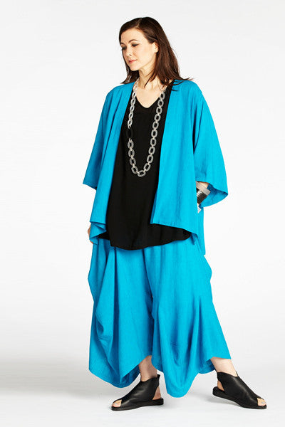 Shown w/ Short Kimono Jacket and Odyessy Pant