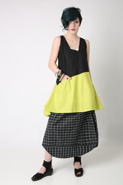 Shown w/ Brancusi Skirt