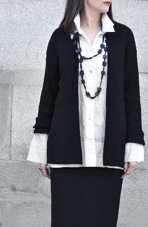 Shown w/ Mi-Nu Cardigan and Mi-Nu Skirt
