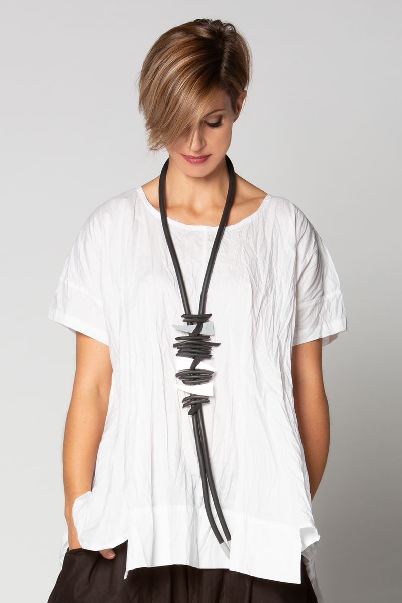 Lotta Top in Carnaby WHITE