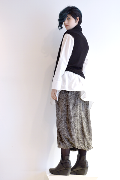 Shown w/ Architect Shirt and Paula Skirt