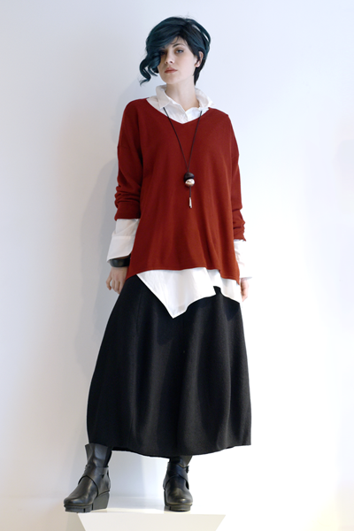 Shown w/ Architect Shirt and Ike Skirt