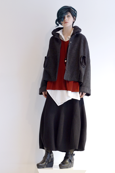 Shown w/ Architect Shirt, Ike Skirt, and Nuria Jacket
