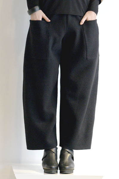 EC Mali Pant in EC Black