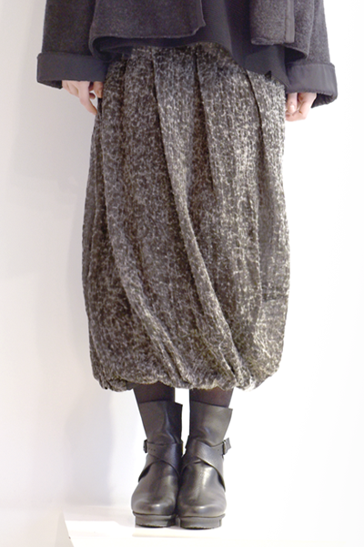 EC Paula Skirt in EC Pebble Grey