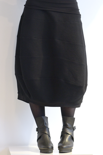 EC Pepina Skirt in EC Black