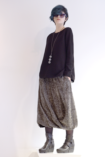 Shown w/ Paula Skirt