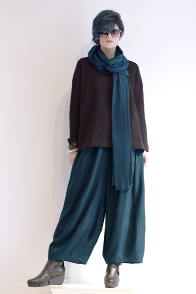 Shown w/ Alamo Pant and Tokyo Scarf
