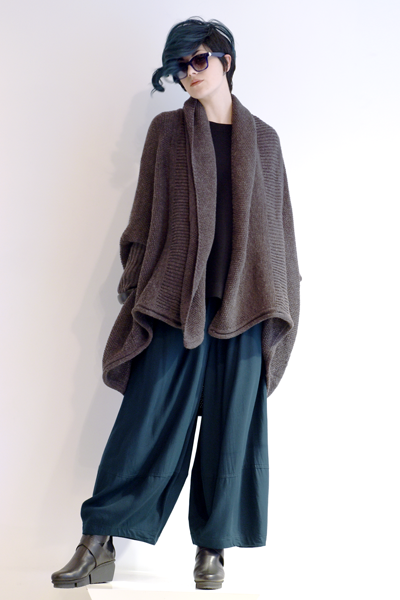 Shown w/ Wrap Sweater and Alamo Pant