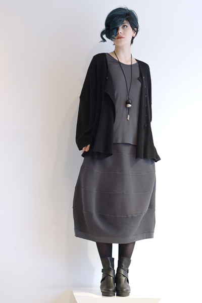 Shown w/ Betsy Cardigan and Pepina Skirt