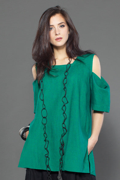 O.P.S. Top in Emerald Roma