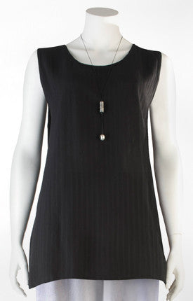 Y-Tank in Black Fellini