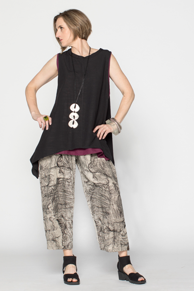 Shown w/ Over Top and Crop Pant