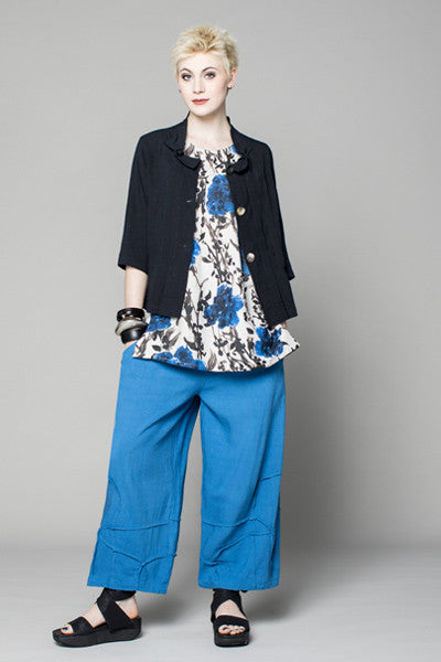 Shown w/ Pleat Jacket and Star Pant