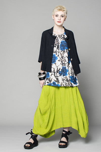Shown w/ Pleat Jacket and Odyssey Skirt