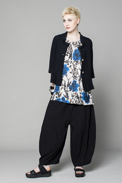 Shown w/ Pleat Jacket and Liberty Pant