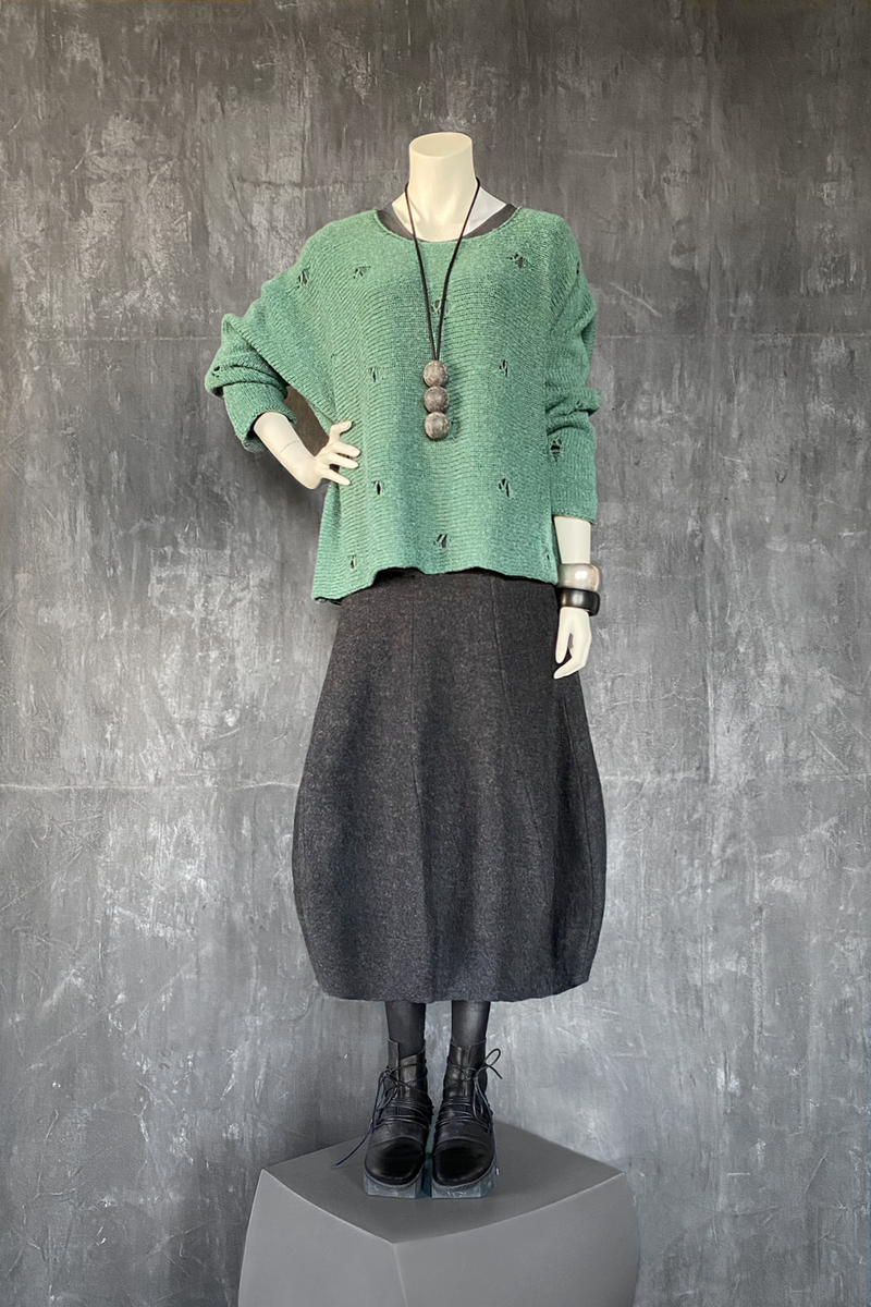 Shown w/ Vine Top and Ike Skirt