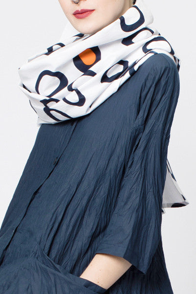 Carnaby Scarf in Isla Print Carnaby
