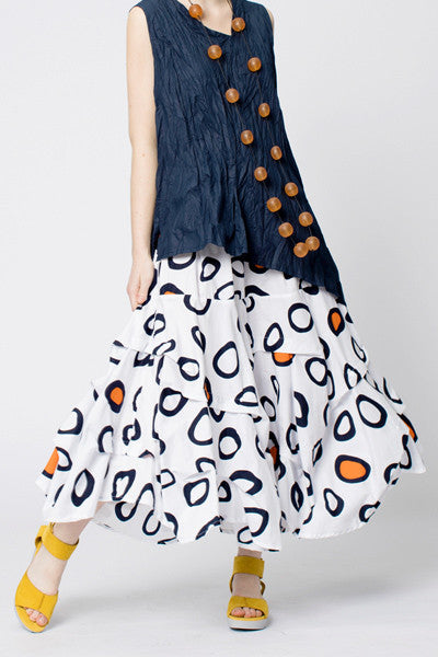 Manifold Skirt in Isla Print Carnaby