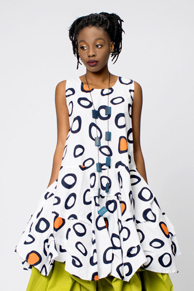 Manifold Dress in Isla Print Carnaby