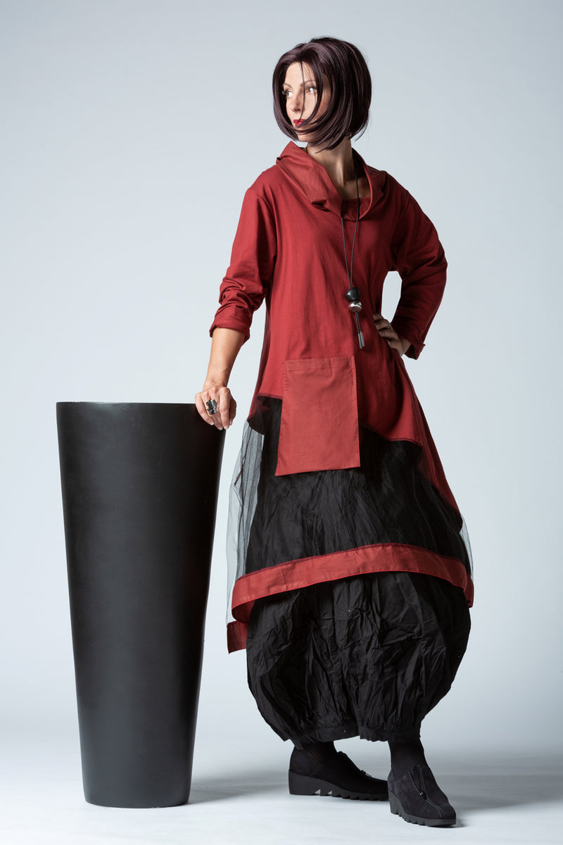 Shown w/ Hakuba Tunic