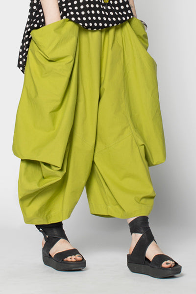 Seville Pant in Lime Carnaby