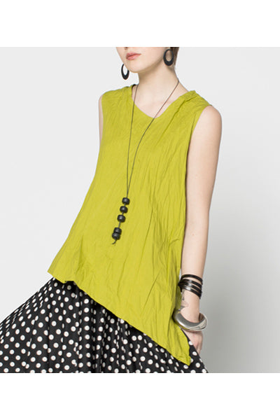 Kura Top in Lime Carnaby