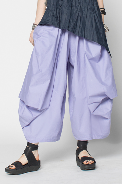 Seville Pant in Lilas Carnaby