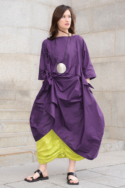 Ono Dress in Malbec Carnaby