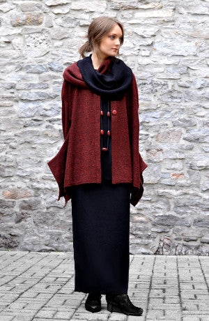 Shown w/ Cardigan and Mi-Nu Skirt