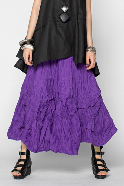 Manifold Skirt in Muscari Carnaby