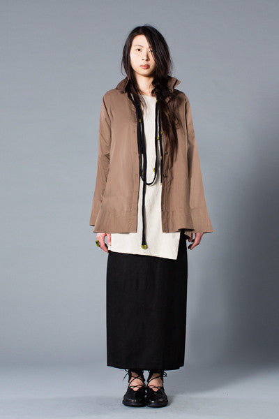 Shown w/ Nagano Top and Overlap Skirt