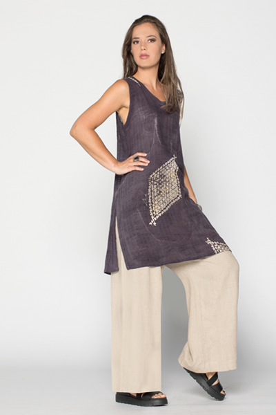 Shown w/ Leah Tunic