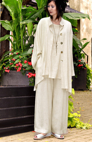 Shown w/ Veronica Jacket and Palazzo Pant