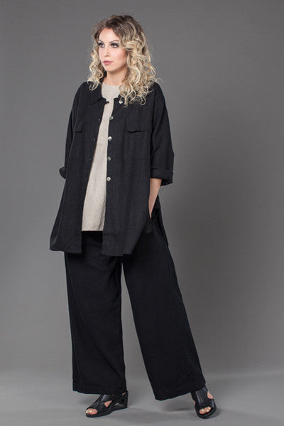Shown w/ Palazzo Pant and Phocket Jacket