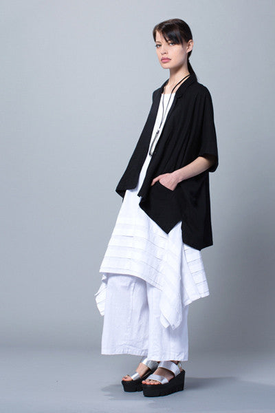 Shown w/ Higashi Top and Euro Pant